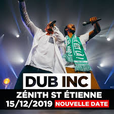 Dub Inc Tour 2019 | St Etienne ( 42 ) -Dub Inc