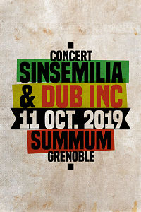 Dub Inc Tour 2019 | Grenoble ( 38 )-Dub Inc
