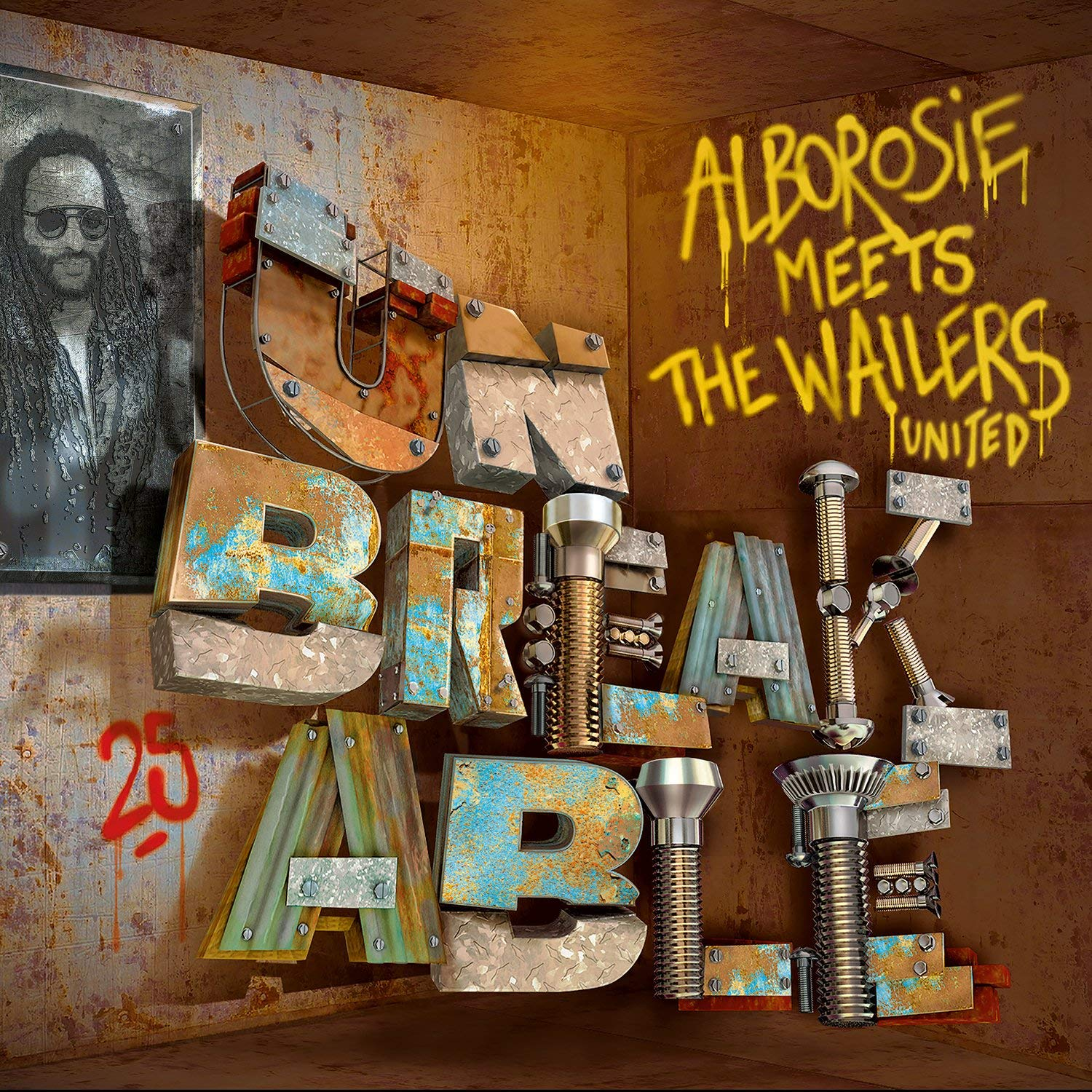 pochette-cover-artiste-Alborosie-album-The Revolutionnary Journey