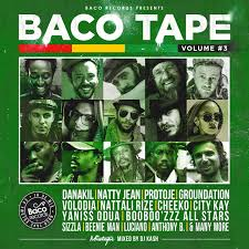pochette-cover-artiste-Baco Tape vol3 -album-Time Is Now