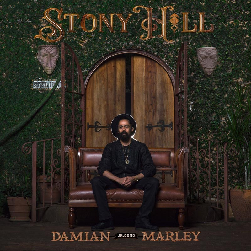 pochette-cover-artiste-Damian Marley-album-Time Is Now