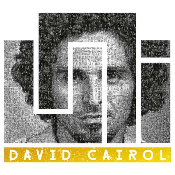 pochette-cover-artiste-David Cairol-album-Only Irie Vibes
