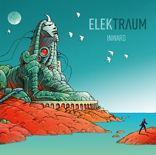 pochette-cover-artiste-Elektraum-album-Lost in Space
