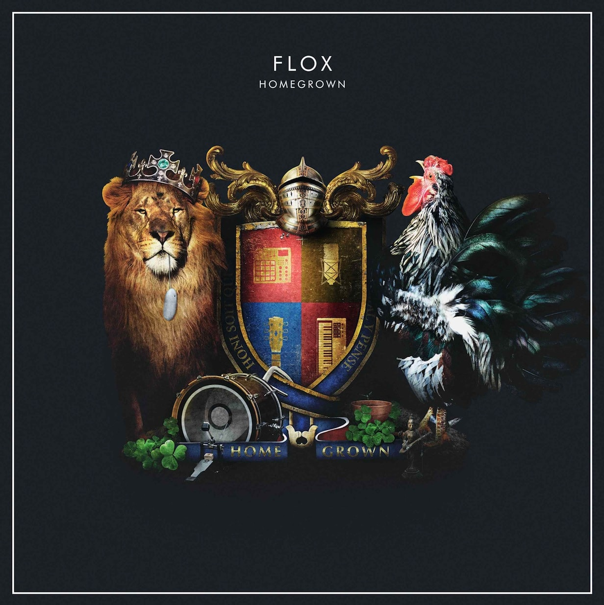 pochette-cover-artiste-Flox-album-Baco Tape vol3