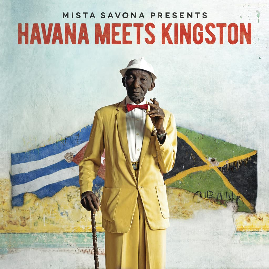 pochette-cover-artiste-Havana Meets Kingston-album-Fire Inside