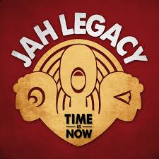 pochette-cover-artiste-Jah Legacy-album-Time Is Now