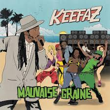 pochette-cover-artiste-Keefaz-album-Taste Of Grey