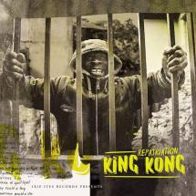 pochette-cover-artiste-King Kong-album-Live Up