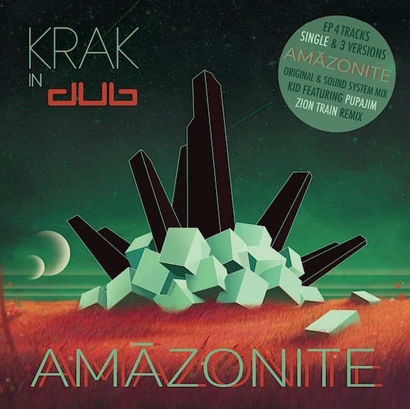 pochette-cover-artiste-Krak In Dub-album-Walk The Walk