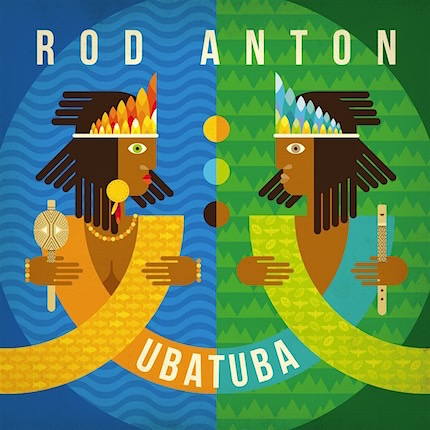 pochette-cover-artiste-Rod Anton-album-Sounds Of Freedom