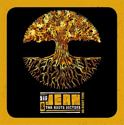pochette-cover-artiste-Sir Jean & The Roots Doctors-album-The Musical Train