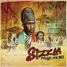 pochette-cover-artiste-Sizzla-album-Fought For Dis