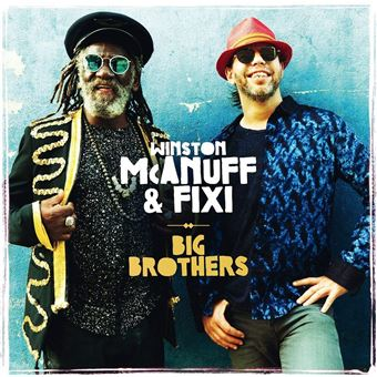 pochette-cover-artiste-Winston McAnuff Fixi-album-Love, Herb and Reggae