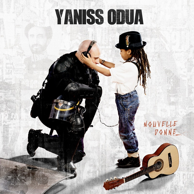 pochette-cover-artiste-Yaniss Odua-album-Love, Herb and Reggae