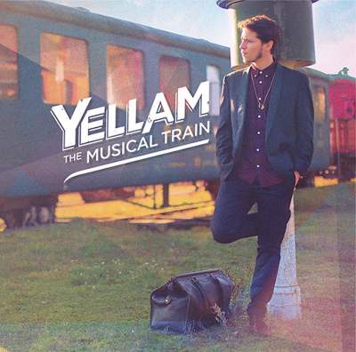 pochette-cover-artiste-Yellam-album-Time Is Now