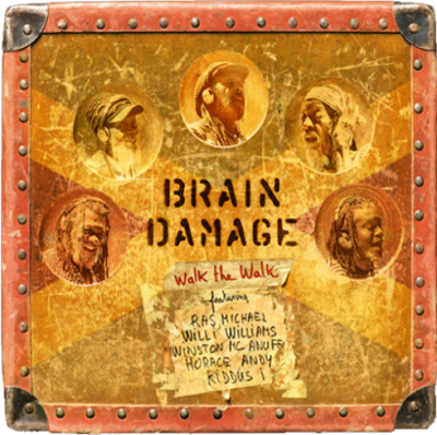 pochette-cover-artiste-Brain Damage-album-Fell In