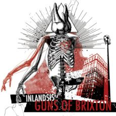 pochette-cover-artiste-Guns of Brixton-album-Empire Soldiers Live