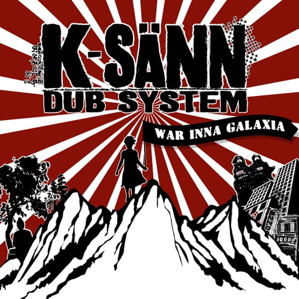 pochette-cover-artiste-K-s?nn Dub-album-High tone VS Brain Damage