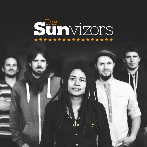 pochette-cover-artiste-The Sunvizors-album-Studio Reggae Bash 2